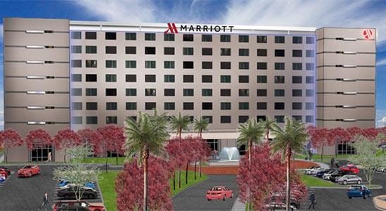 Marriot Rendering